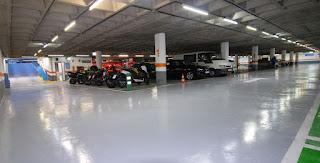 Estación: parking