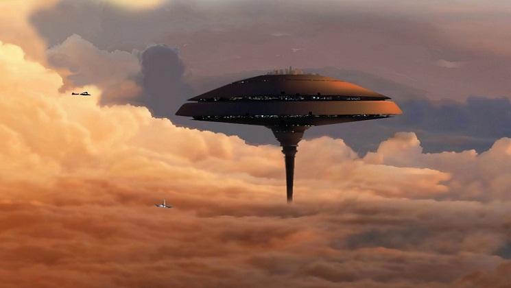 Kawasan Perairan Dunia yang Menjadi Sarang UFO dan Alien