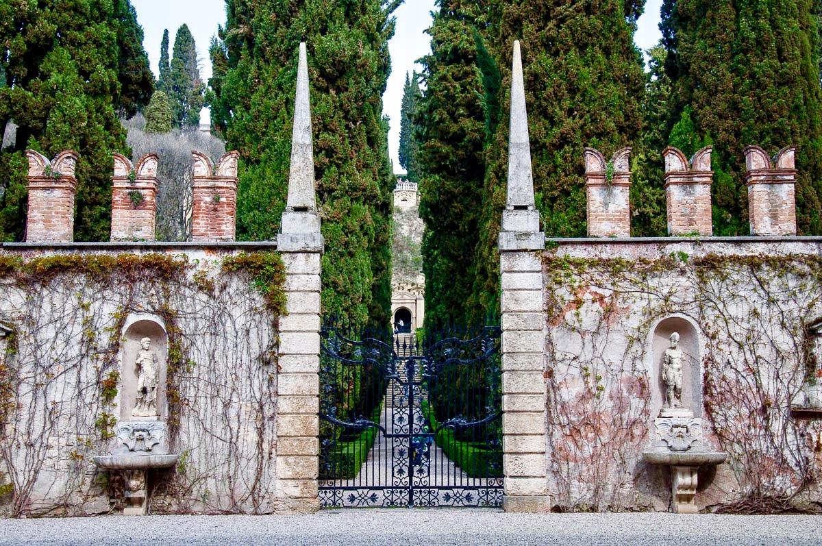 El poder del arte el jard n del palacio giusti - El jardin del deseo pendientes ...