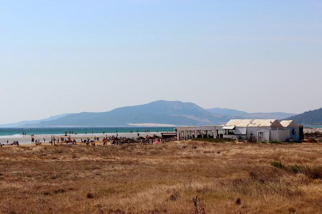 Playa de Lances en Tarifa