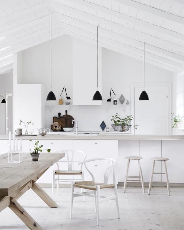 Idee da Copiare in una Casa Costiera Danese