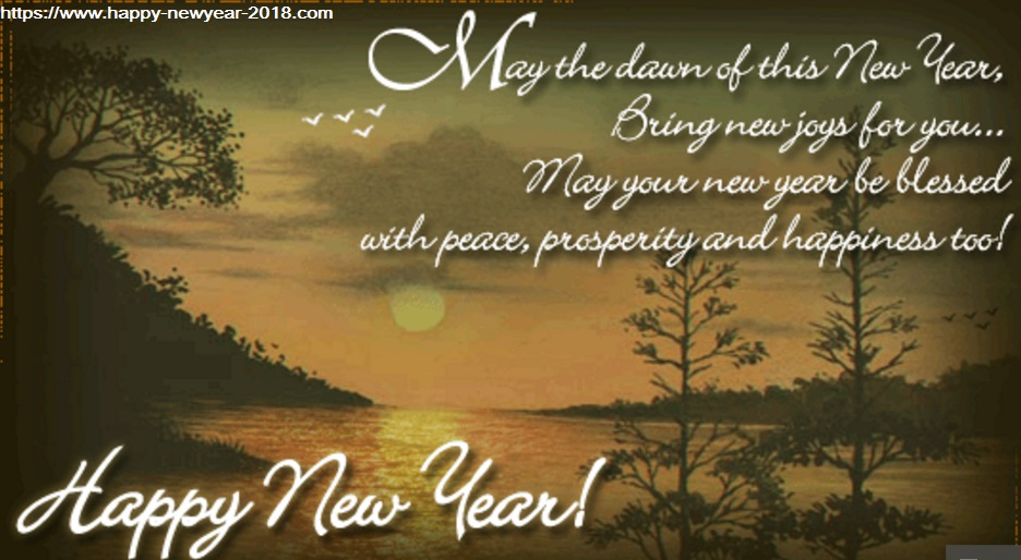 Exceptional Happy New Year 2018 Inspirational Loves Quotes Images   Happy New Year 2018