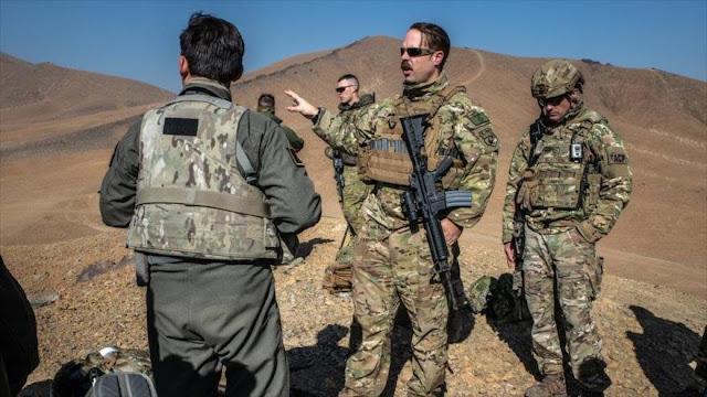 EEUU anuncia retirada 'significativa' de sus tropas de Afganistán