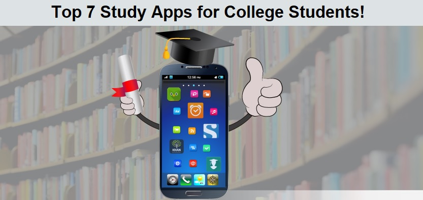 Study Apps for College Students!