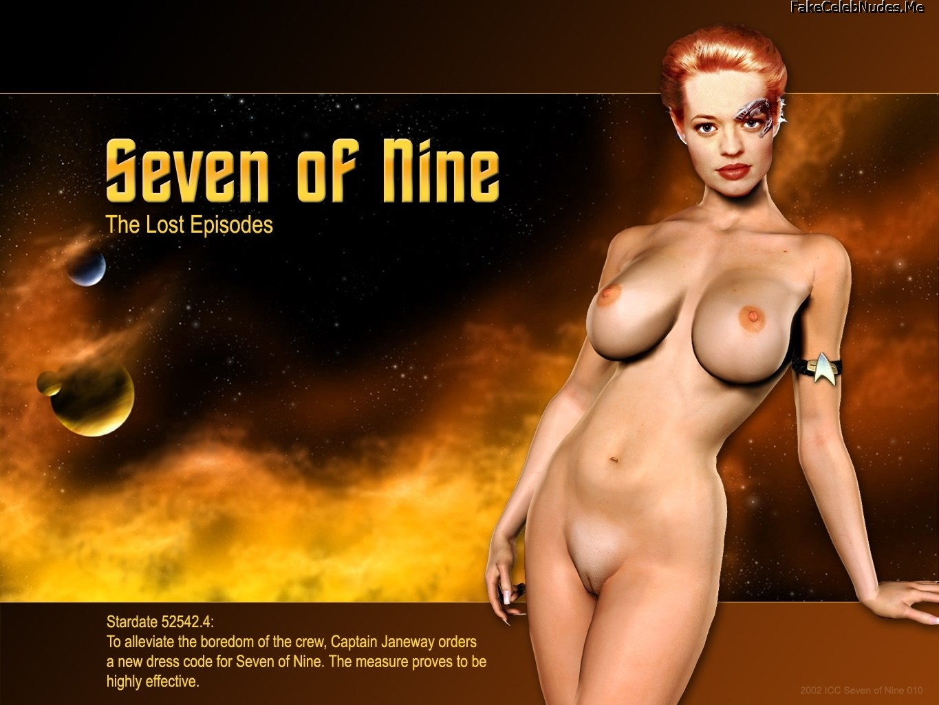 Accept. The seven of nine sex final