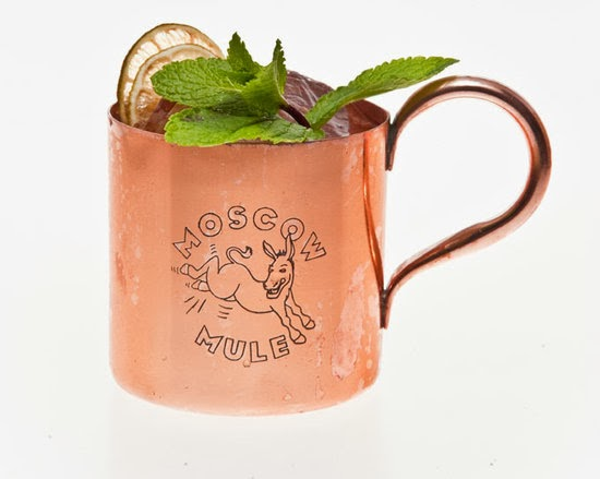food and travel with des the moscow mule. Black Bedroom Furniture Sets. Home Design Ideas