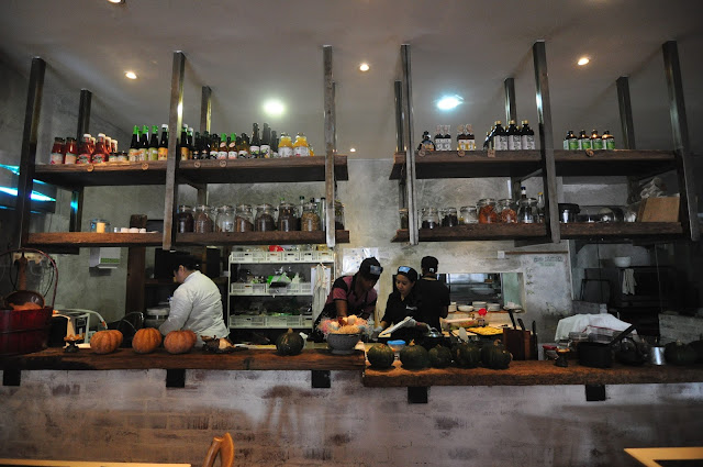 Kafe wajib singgah di bangsar KetchUp Blogger Speed Run