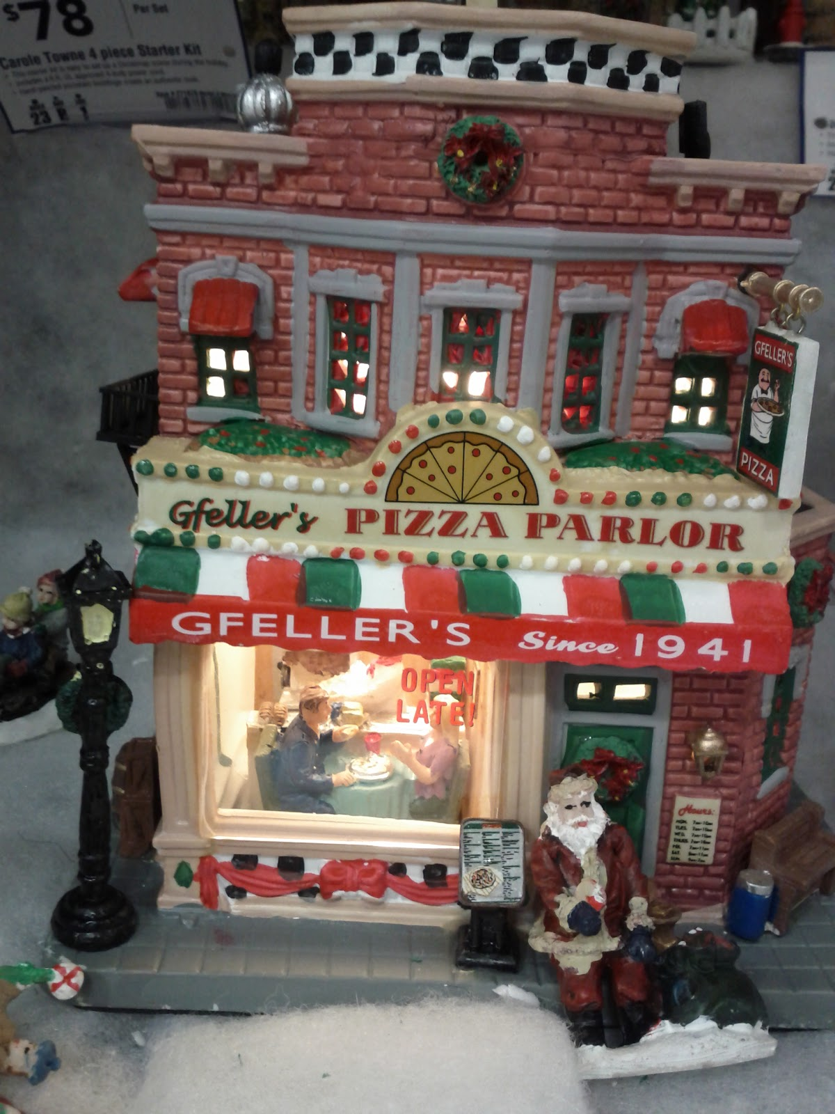 gfellers pizza parlor by carole towne at lowes
