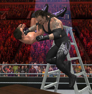WWE Smackdown! vs RAW 2011 screenshot 1