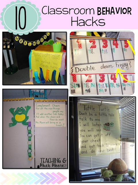 behavior hacks to try out in your classroom at anytime of the year