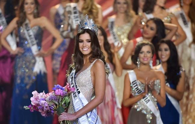 Miss Univers 2014 est La Colombienne Paulina Vega