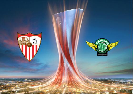 Sevilla vs Akhisarspor - Highlights 25 October 2018