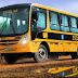 Bandidos de moto saqueiam ônibus escolar na zona rural