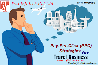 PPC Strategies for online travel business