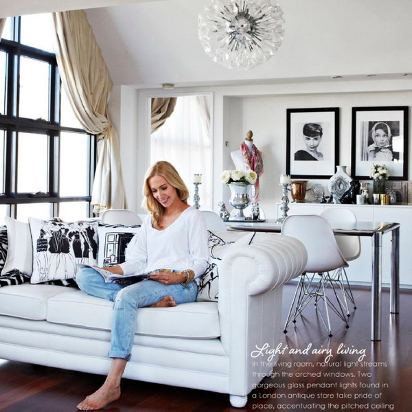 Celebrity Home Decor