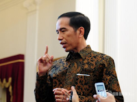 Jokowi Menila Ada Politisasi SARA di Indonesia