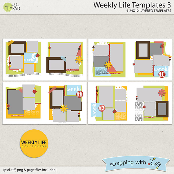 http://the-lilypad.com/store/Weekly-Life-3-Digital-Scrapbook-Templates.html