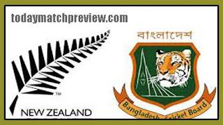 1st ODI BAN vs NZ Today Match Prediction Dream 11 Tips