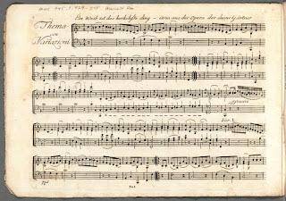 """8 Variaciones sobre on """"Ein Weib ist das herrlichste Ding"""", de Mozart (1791)."""