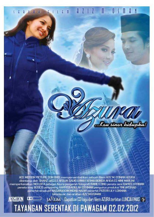 Review Filem Azura