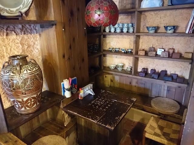 沖縄そばゆいの店内の写真