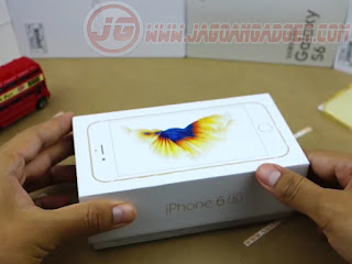 Ulasan iPhone 6S Replika Supercopy HDC