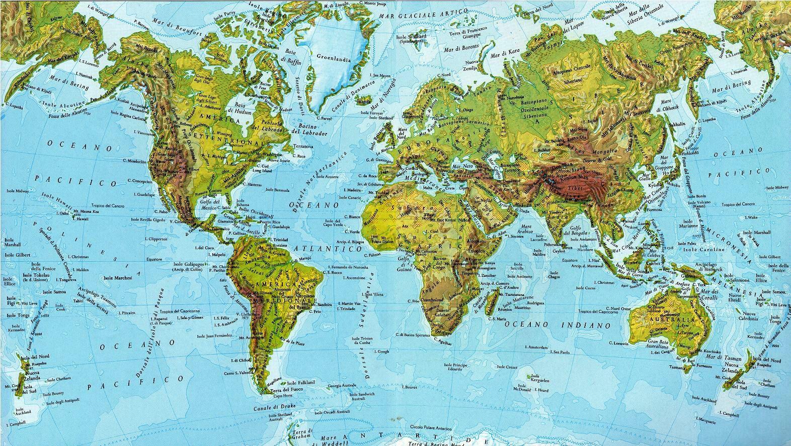 Cartina Mondiale Fisica.Economia Economia Politica 1 Nel Mondo Occidentale Dal 1900 Al 1940