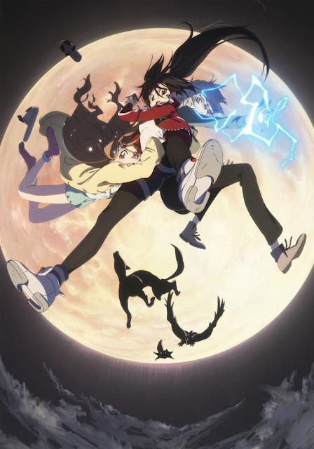 """Primera imagen de""""Blackfox"""", la nueva serie anime de Studio 3Hz."""