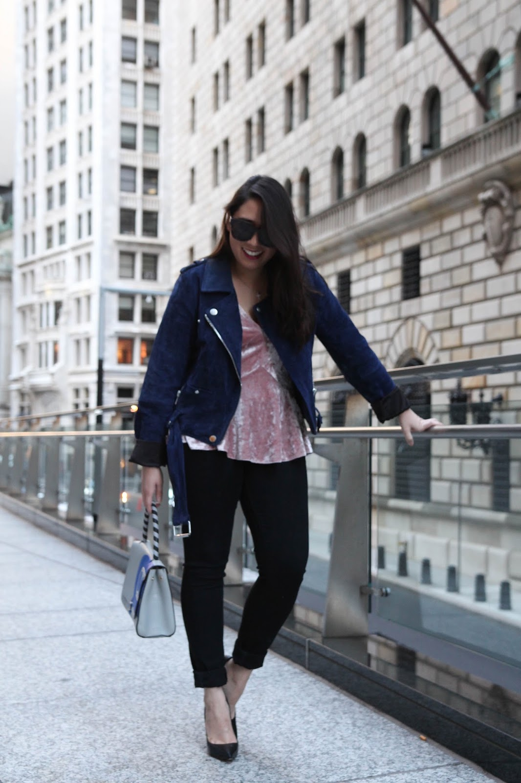 How to style velvet and suede Live Laugh Linda Quinones