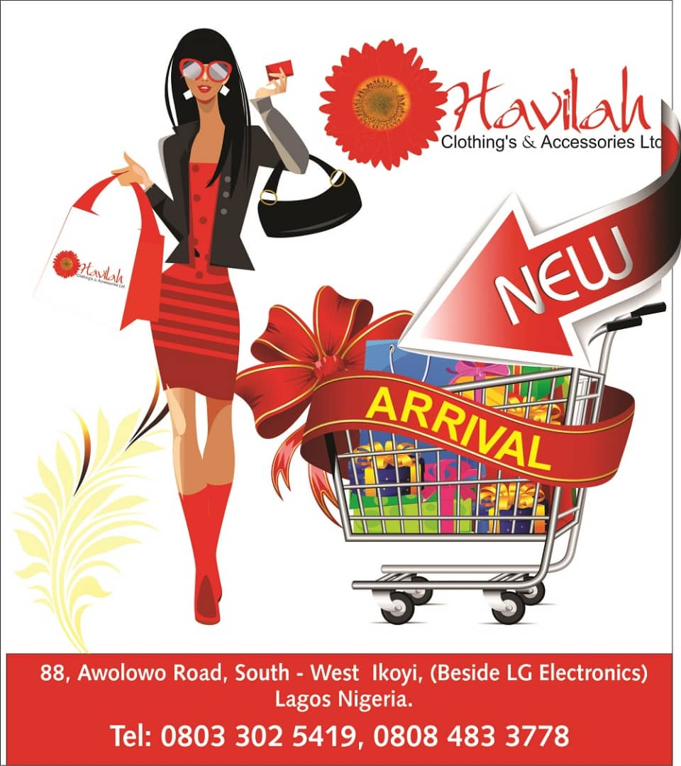 HAVILAH CLOTHING & ACCESSORIES
