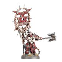 warhammer age of sigmar khorne bllodbound bloodsecrator mini
