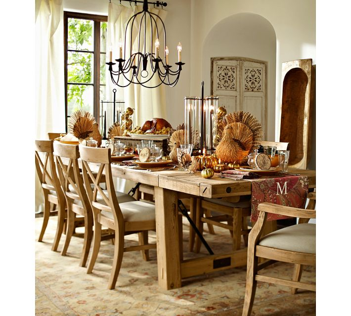 Kreyv Pottery Barn Tablescapes