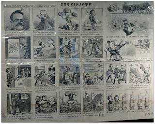 Periódico Don Quijote - Eduardo Sojo (05.05.1889), Museo do Humor, Buenos Aires