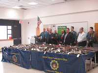 Morris Gun Buyback Program Collects 600 Weapons