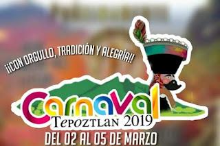 carnaval tepoztlán 2019