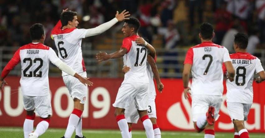 RESULTADOS PERÚ Vs. BOLIVIA: Blanquiroja derrotó (3-1) a Bolivia