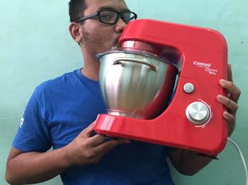 Siapa Sangka Akhirnya Stand Mixer Cornell Dalam Genggaman