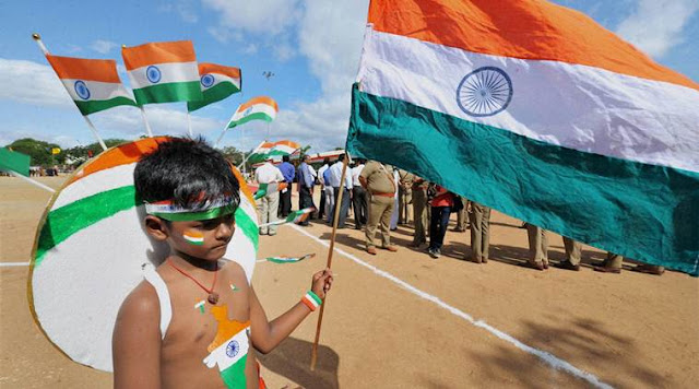Indian independence day, Swatantra Diwas, Indian economy, Pakistan, Digital India, PT education, Tricolour, Tiranga, Sandeep Manudhane