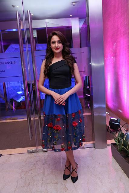 Pragya Jaiswal in Western Outfit For Nitya Bajaj