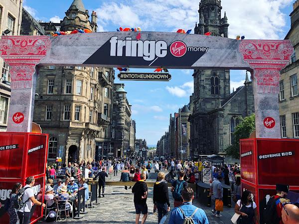 What I Loved About The Edinburgh Fringe Festival