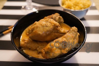 Κοτόπουλο κορμά