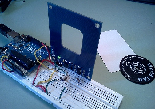 An Engineering Student's Side Projects: Arduino as RFID