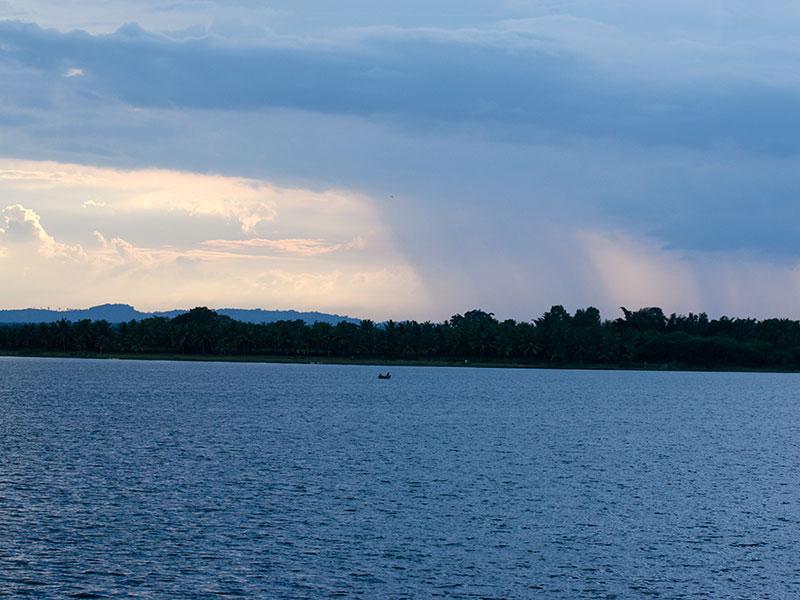 मार्कोनहल्लि जलबन्ध:
