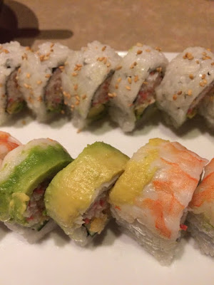 Ichiban Sushi San Diego Happy Hour by BeckyCharms
