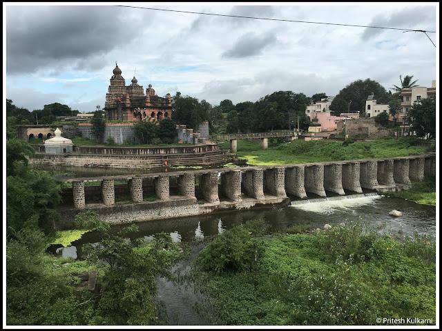 Sangameshwar Temple, Saswad