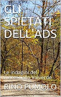 Gli Spietati Dell'Ads: Le Indagini Del Maresciallo Valverde PDF