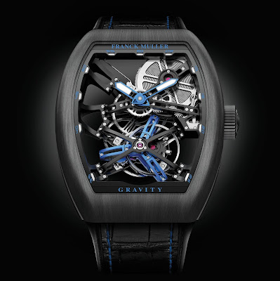 Franck Muller Gravity Skeleton replica