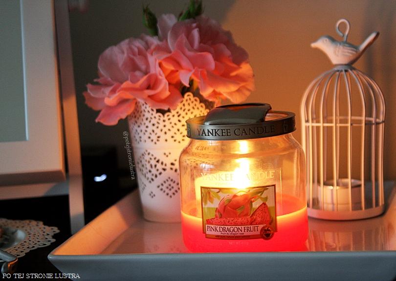 wieczór ze świecą yankee candle