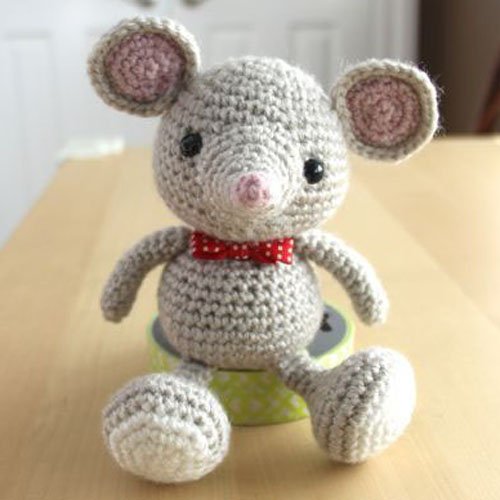 Baby Mouse Pattern - Free Pattern