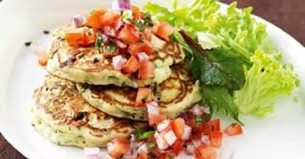 Salada de Panqueca (Imagem: Reprodução/Internet)